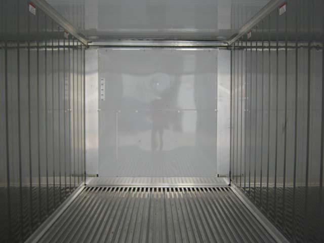 container 3m isotherme frigorifique