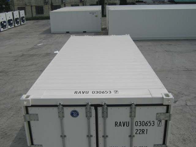 Container 6m isotherme frigorifique
