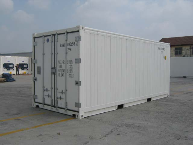 Container 6m isotherme