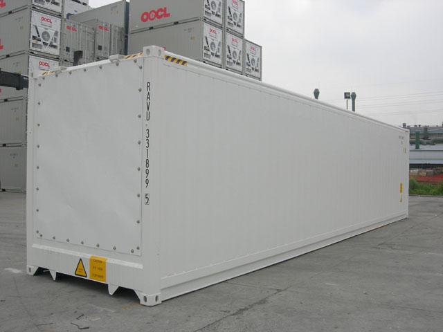 container 12m isotherme frigorifique
