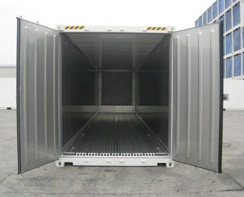 container frigorifique reefer 40 pieds