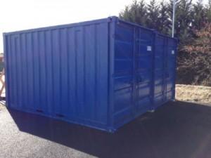 location de conteneur de chantier