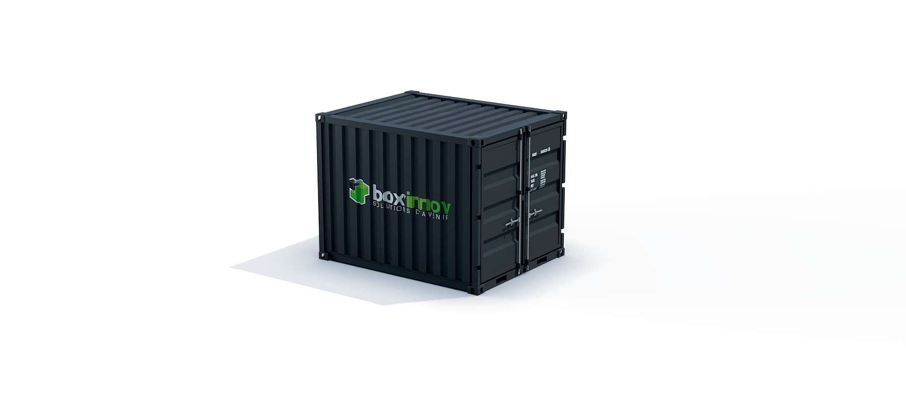 container 10 pieds dry