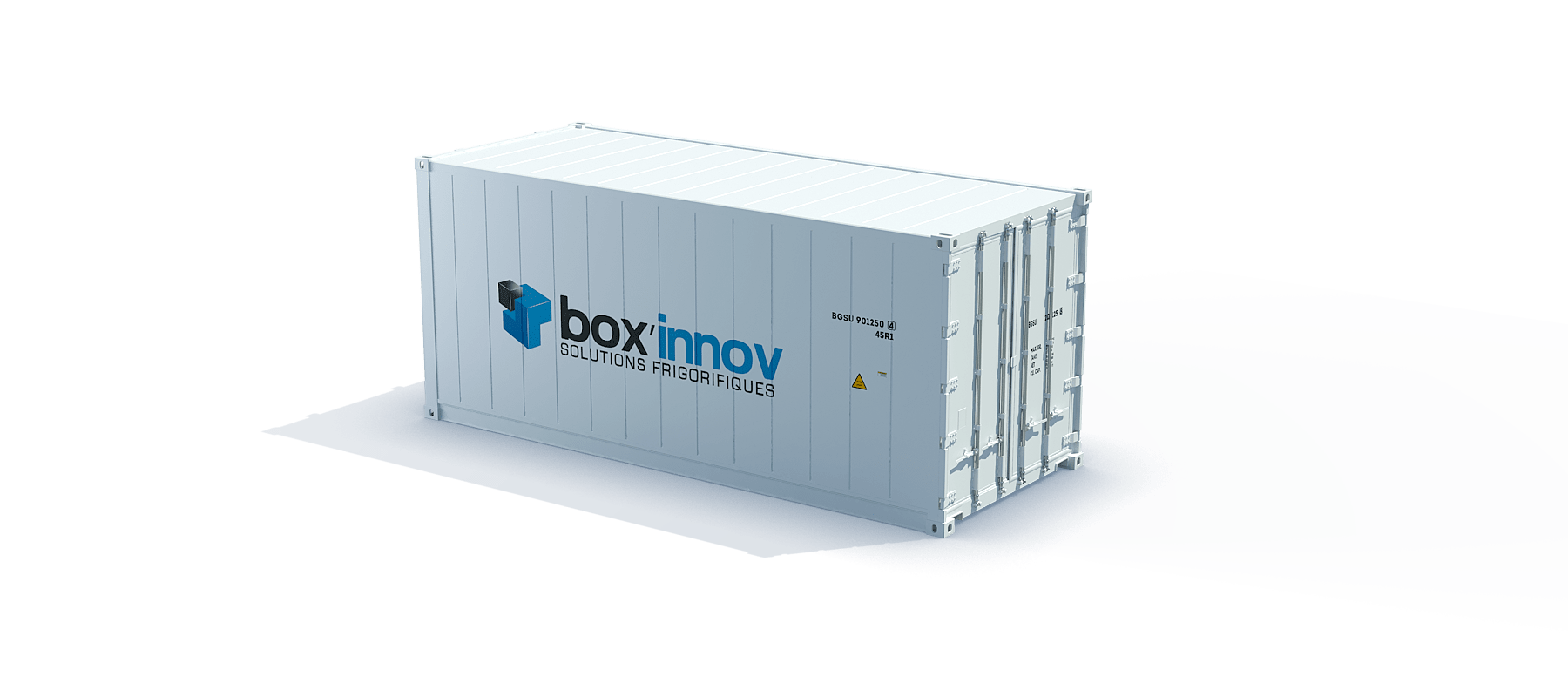 container 20 pieds isotherm
