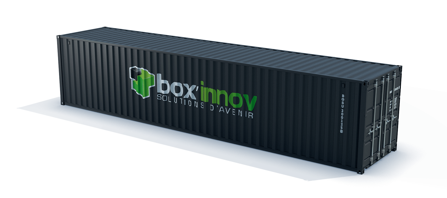 container 40 pieds dry