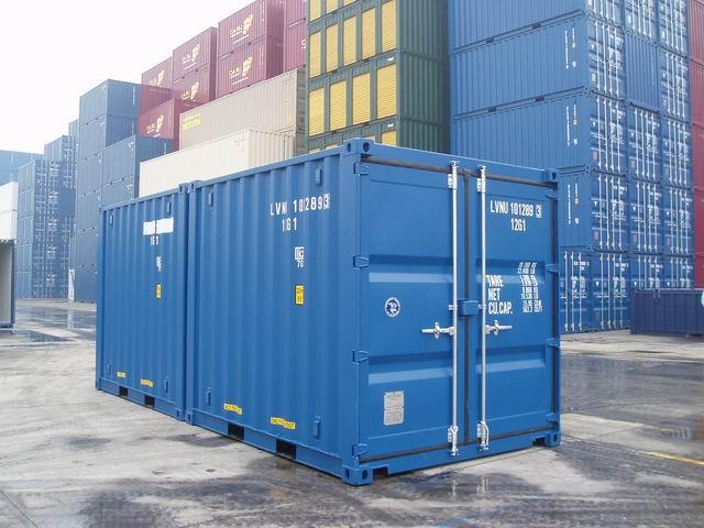 conteneur 3m dimensions