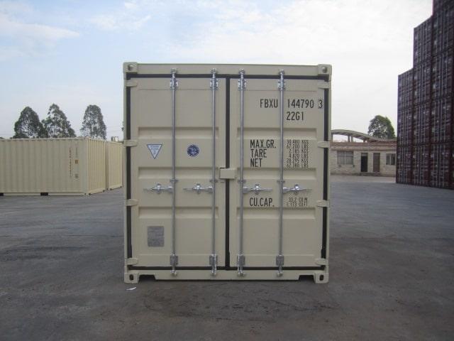 conteneur 6m dimensions