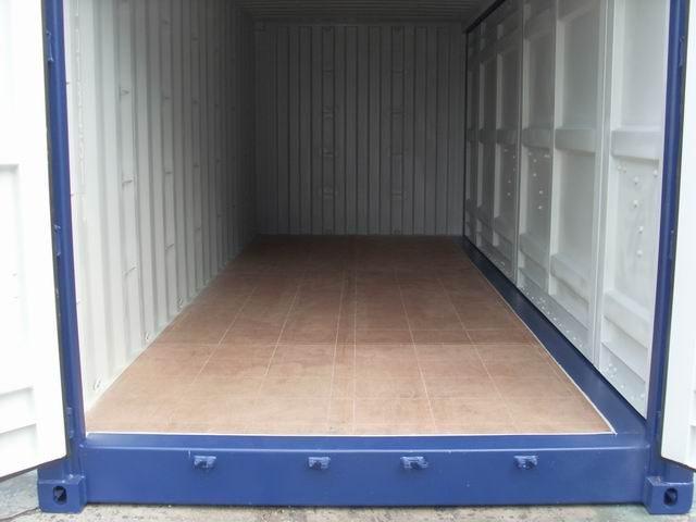 conteneur 6m open side prix