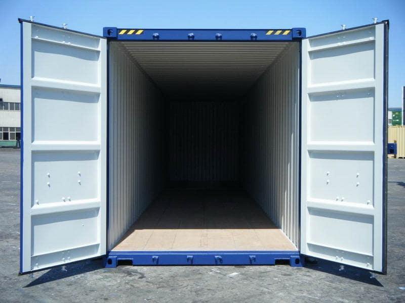 conteneur 12m high cube prix occasion