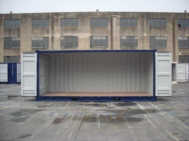 dimensions conteneur 6m open side