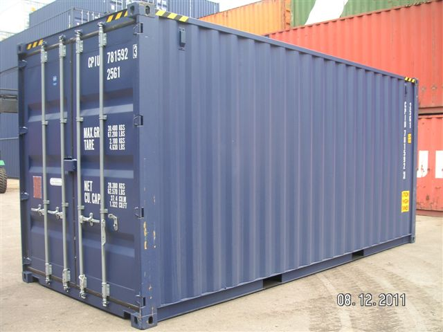 dimensions conteneur 6m high cube