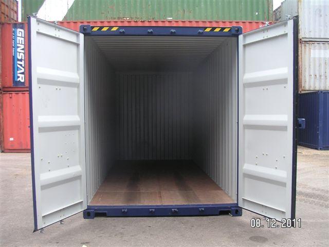 poids conteneur 6m high cube